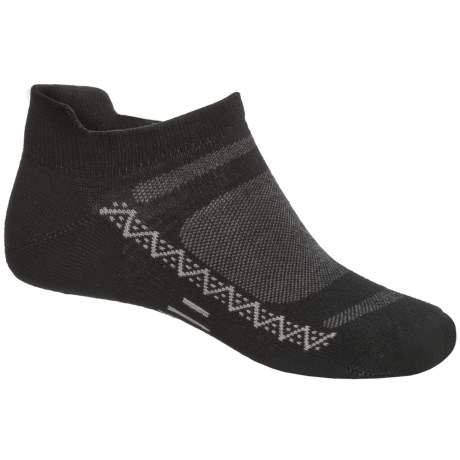 Point6 Active Ultra Light Micro Socks - Merino Wool Blend, Below the Ankle (For Men and Women)