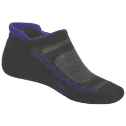 Point6 Active Tipped Micro Socks - Merino Wool, Below-the-Ankle (For Men and Women)