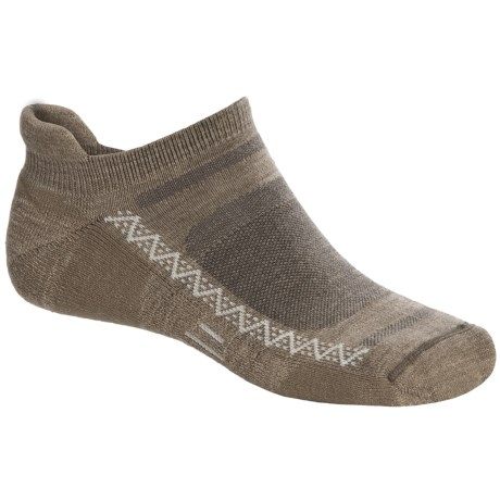 Point6 Active Light Micro Socks - Merino Wool, Below-the-Ankle (For Men and Women)