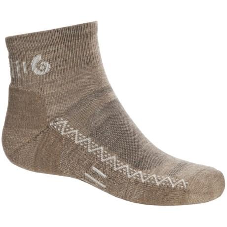 Point6 Active Light Socks - Merino Wool, Ankle (For Men and Women)