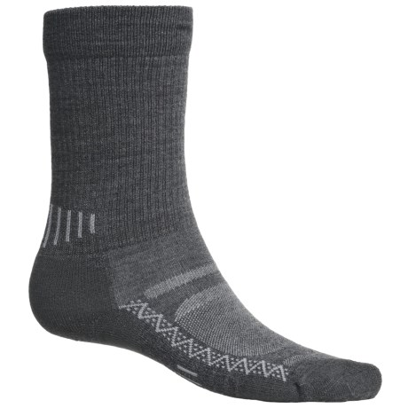 Point6 Active Socks - Merino Wool, Crew (For Men and Women)