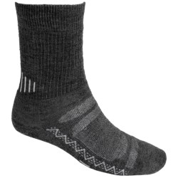 Point6 Active Medium-Cushion Crew Socks - Merino Wool, Midweight (For Men and Women)