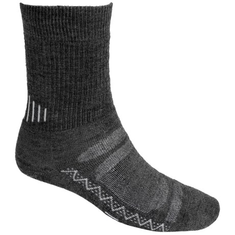 Point 6 Point6 Active Medium-Cushion Crew Socks - Merino Wool, Midweight (For Men and Women)
