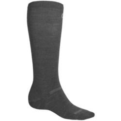Point6 Ultralight Ski Socks - Merino Wool, Over-the-Calf (For Men and Women)