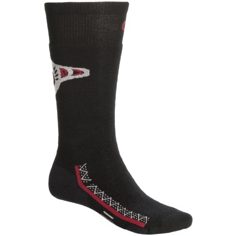 Point6 Snowboard Orca Socks - Merino Wool, Over-the-Calf (For Men and Women)