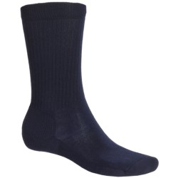 Point6 Lifestyle Lightweight Socks - Merino Wool, Crew (For Men and Women)