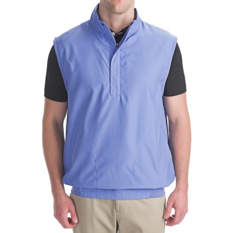 Zero Restriction Galway Windvest (For Men)