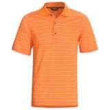 Zero Restriction Brady Stripe Polo Shirt - Short Sleeve (For Men)