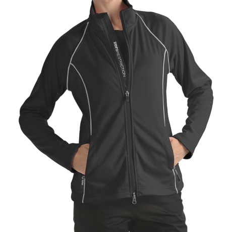 Zero Restriction Airflow Jacket - Soft Shell (For Women)