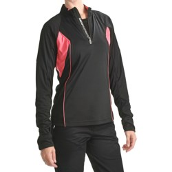 Zero Restriction Color-Block Pullover - Long Sleeve (For Women)