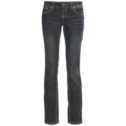 Request Jeans Skinny Jeans - Low Rise (For Women)