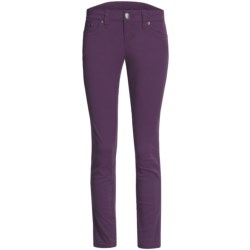 Request Jeans Cigarette Skinny Jeans - Stretch Twill, Low Rise (For Women)