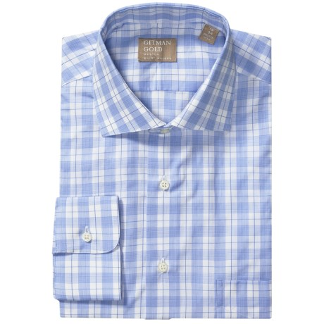 Gitman Brothers Dress Shirt - Long Sleeve (For Men)