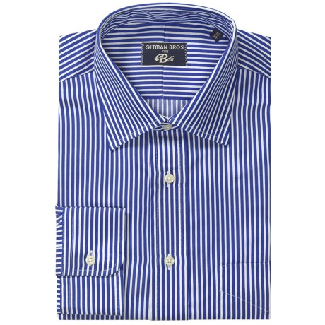 Gitman Brothers Fancy Stripe Dress Shirt - Long Sleeve (For Men)