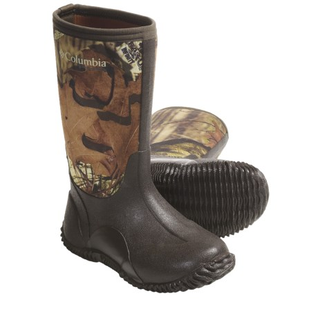 Columbia Sportswear Little Grand Hunting Boots - Waterproof (For Kids and Youth)