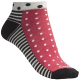 Goodhew Half and Half Socks - Ankle (For Women)