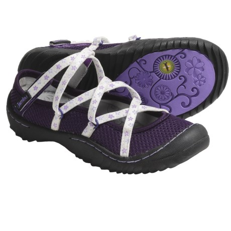 Jambu Dragonfly Mesh Mary Jane Shoes (For Kid and Youth Girls)