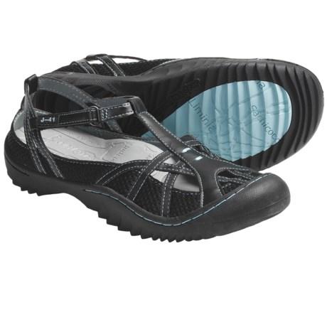 J-41 Dash-Mesh Shoes - Slip-On (For Women)