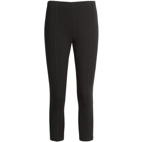Sno Skins Heavyweight Jersey Leggings - Seaming Detail (For Women)