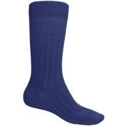 b.ella Fabio Socks - Mercerized Pima Cotton, Crew (For Men)