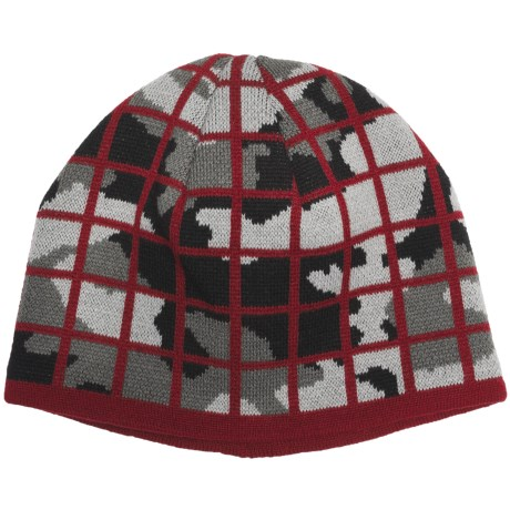 Jacob Ash Attaboy Mogul Jumper Beanie Hat - Fleece Lining