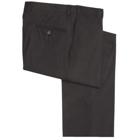 Riviera Harper Neat Dress Pants - Flat Front (For Men)