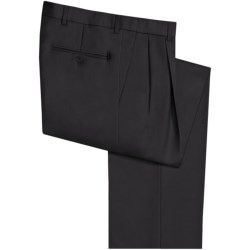 Riviera Victor Dress Pants - Wool, Pleated (For Men)