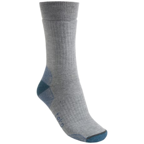 Teko tekoMERINO Heavyweight Hiking Socks - Merino Wool, Crew (For Women)
