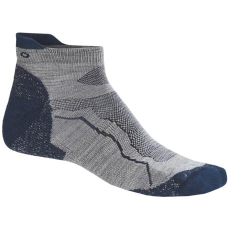 Teko tekoMERINO Low Socks - Merino Wool, Lightweight (For Men)