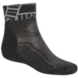 Teko tekoMERINO Midweight Socks - Merino Wool, Quarter-Crew (For Men and Women)