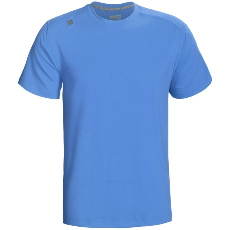 New Balance Sure-Thing Shirt - Short Sleeve (For Men)