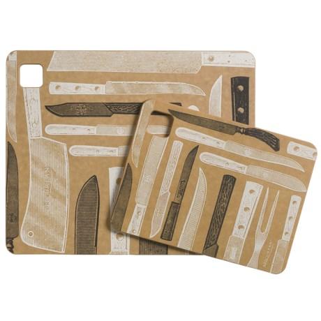 Epicurean Designer Series Cutting Boards - Set of 2