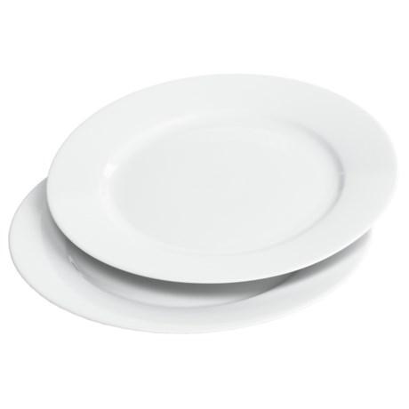 BIA Cordon Bleu Limoges Charger Plates - Porcelain, Set of 2