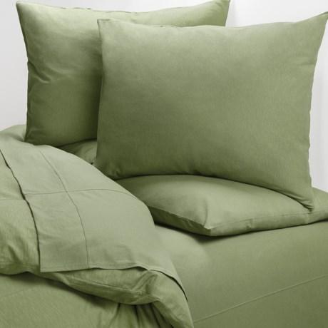 Coyuchi Organic Cotton Jersey Sheet Set - King