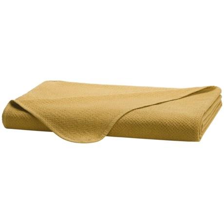 Coyuchi Honeycomb Blanket - Full-Queen, Organic Cotton