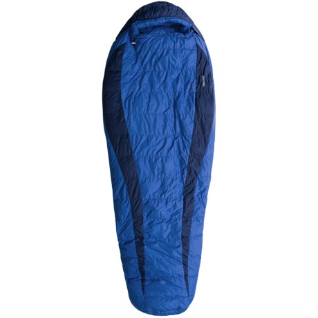 Marmot Sawtooth 15°F Down Sleeping Bag - Long, Extra-Wide, 600 Fill Power