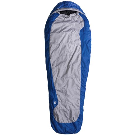 Marmot Trestles 15° Sleeping Bag - Synthetic, Long Mummy, Extra-Wide