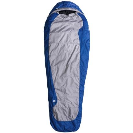 Marmot Trestles 15° Sleeping Bag - Synthetic, Long Mummy, Extra-Wide