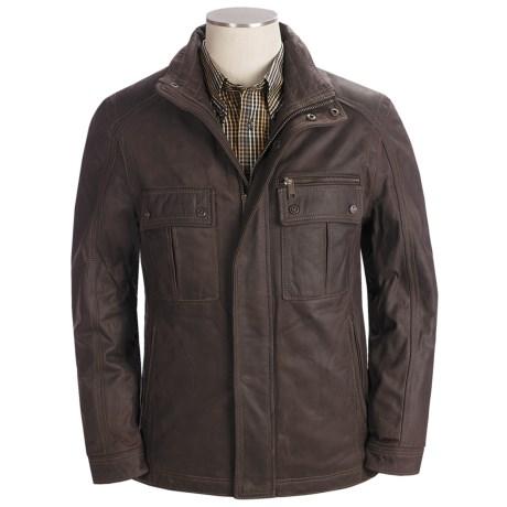 Marc New York by Andrew Marc Ballard Jacket - Nubuck, Insulated (For Men)
