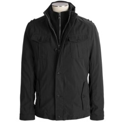Marc New York by Andrew Marc Maks Microtwill Jacket - Insulated (For Men)