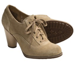 Timberland Earthkeepers Nevali Lace Oxford Boots - Sheep Suede, Recycled Materials (For Women)