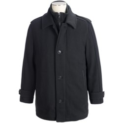 Marc New York by Andrew Marc Lloyd Top Coat - Wool (For Men)