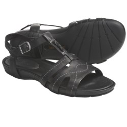 Timberland Earthkeepers Pleasant Bay Leather Sandals - Ankle Strap (For Women)