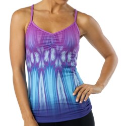 prAna Leyla Tank Top - Built-In Shelf Bra (For Women)