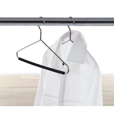 neatfreak!® Non-Slip Foam Shirt Hangers - 6 Pack