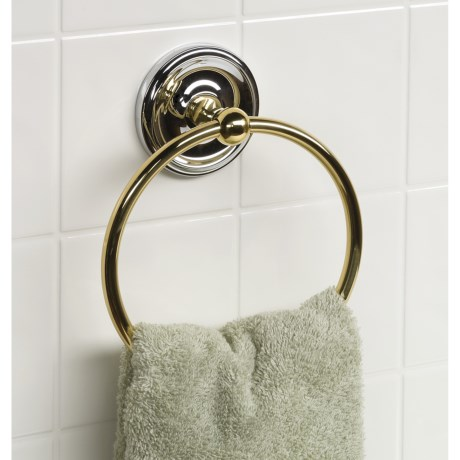Valsan Futura Series Towel Ring