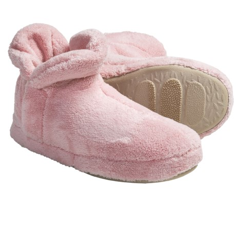 Acorn Spa Hugger Slippers - Adjustable (For Women)