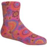 Acorn Versa Fit Fleece Socks - Crew (For Little and Big Kids)