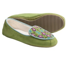 Acorn Mara Moc Slippers - Nubuck (For Women)