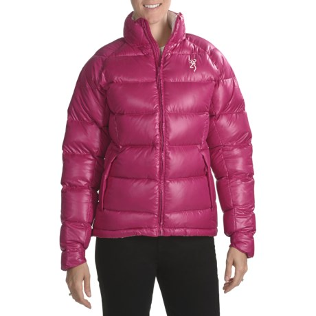 Browning Denali Down Jacket - 650 Fill Power (For Women)